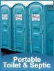 Portable Toilet & Septic